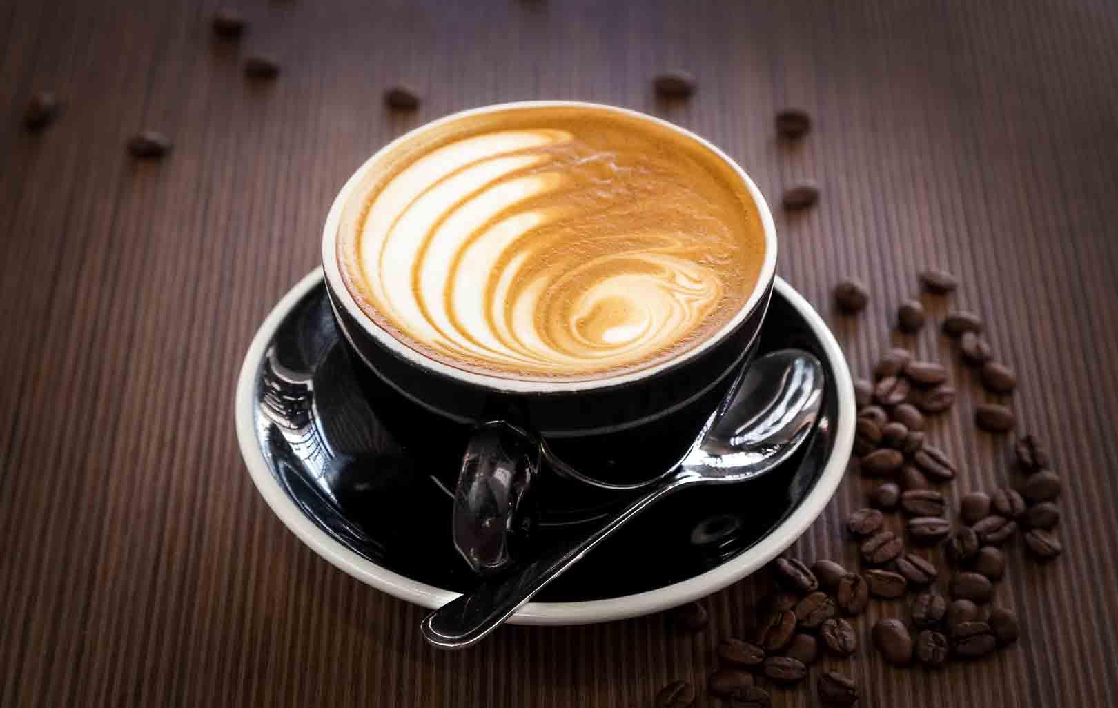 Coffee in a mug