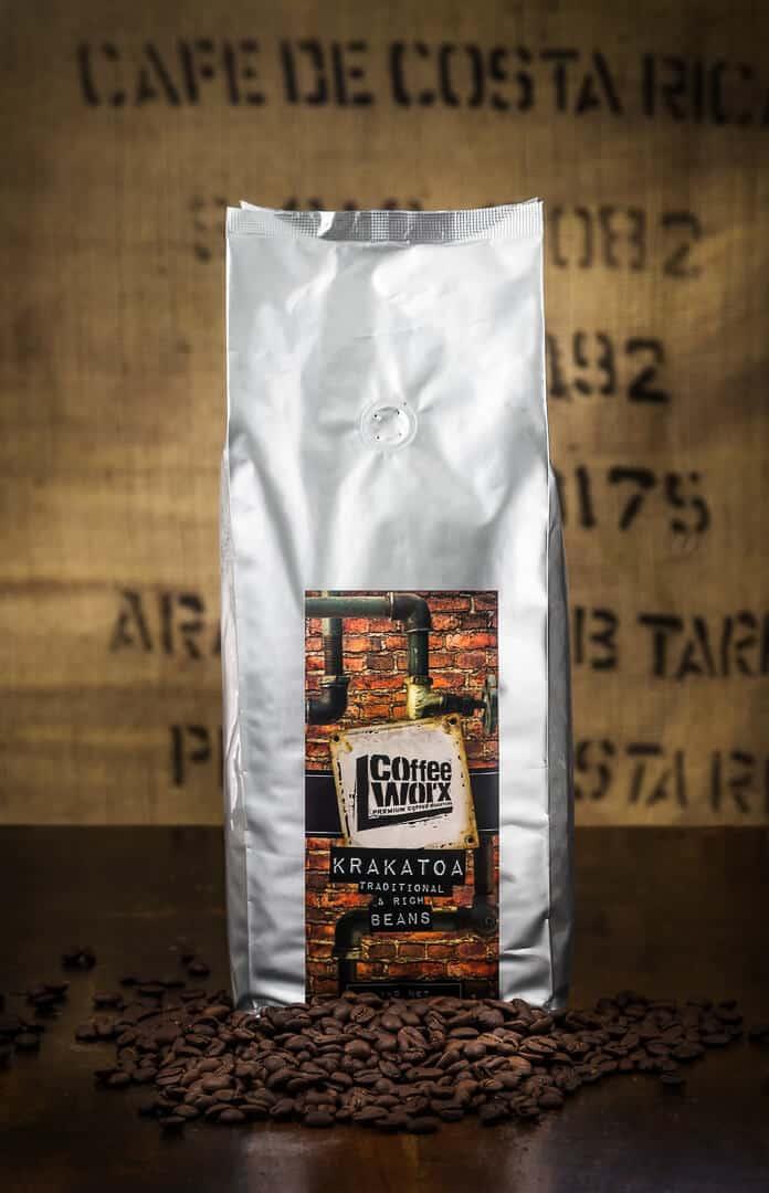 Krakatoa Coffee Worx