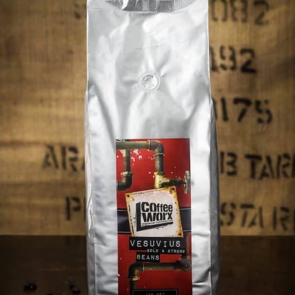 Vesuvius Coffee Worx