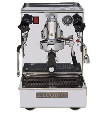 expobar office leva espresso machine