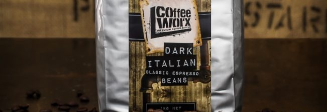 Dark Italian Medium Coffee Blend