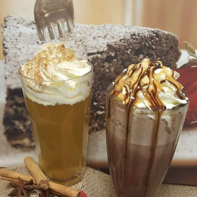 Coffee Worx Festive drinks
