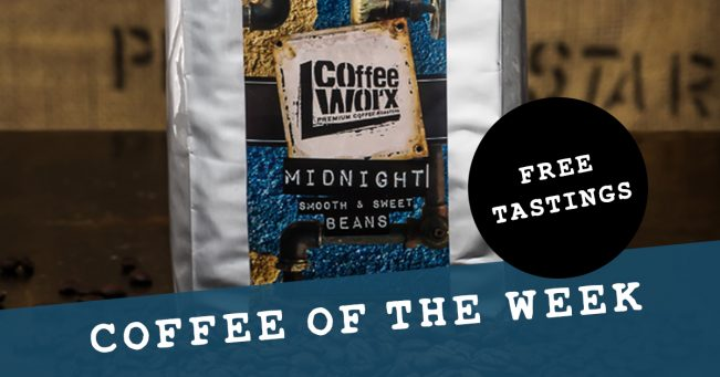 Coffee Worx Midnight Express Coffee