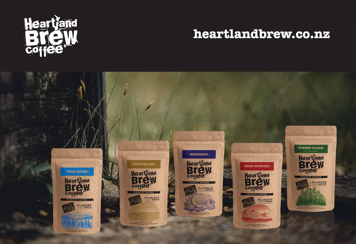 Heartland Brew Coffee Bags