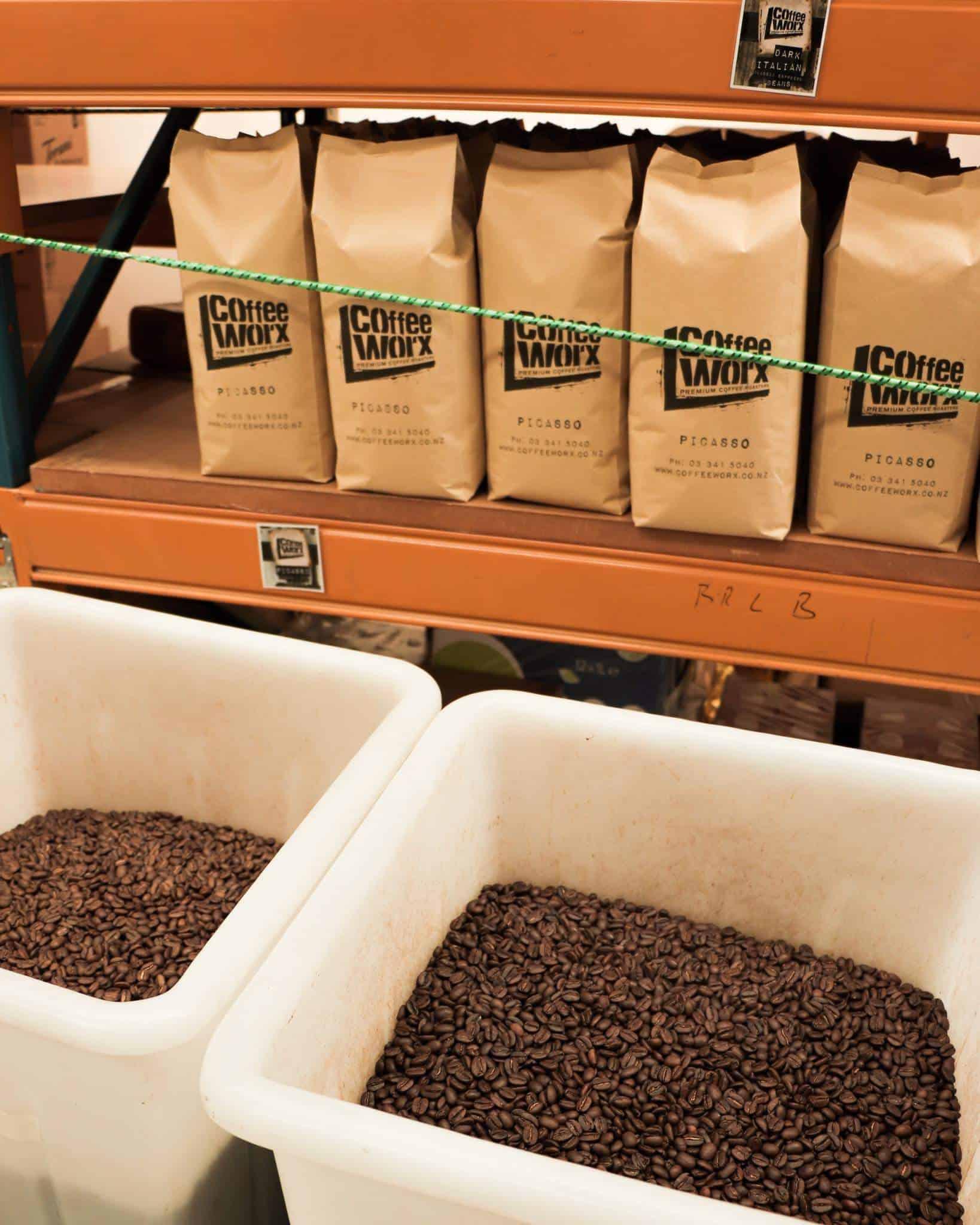 Wholesale Coffee Orders