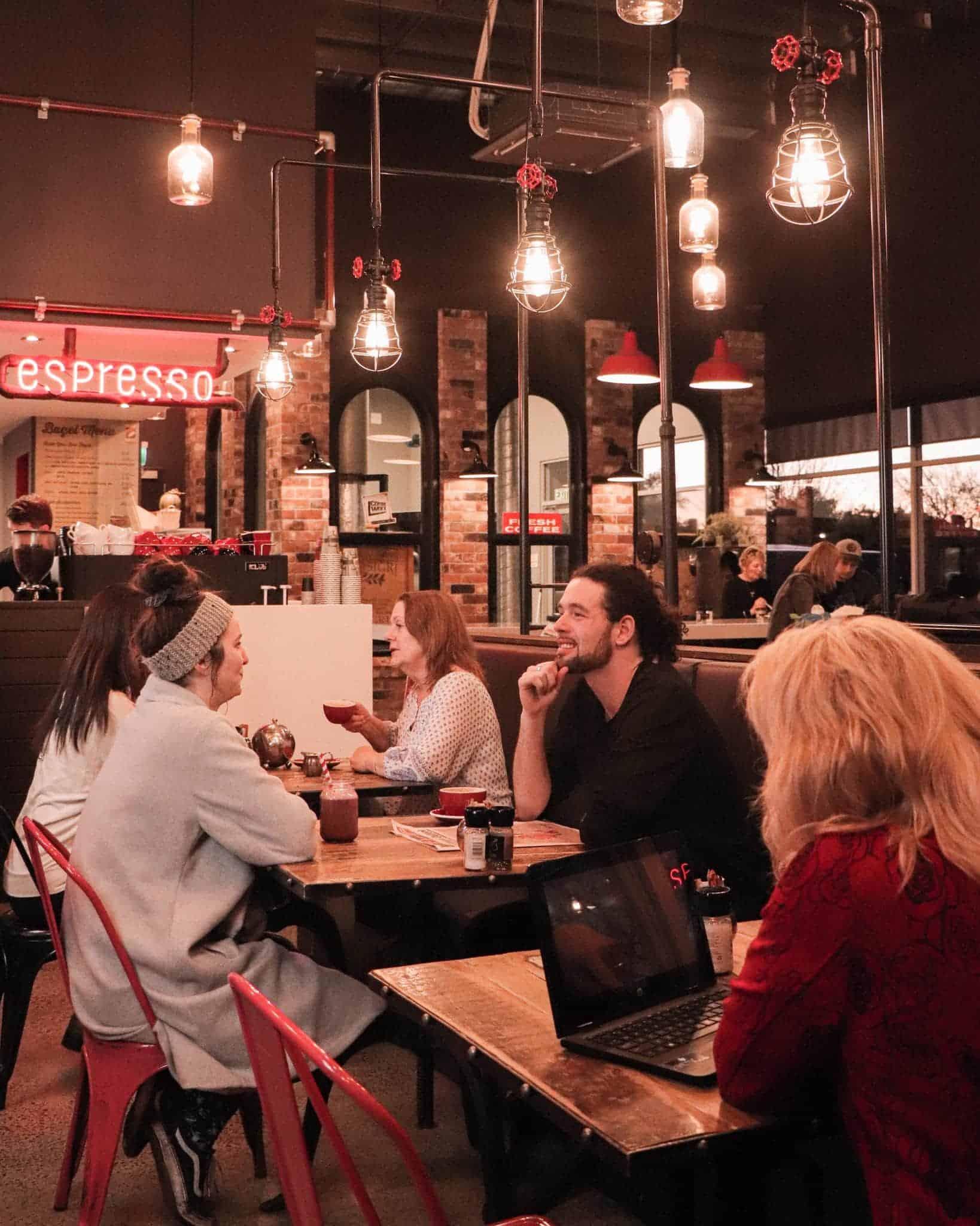 Coffee Worx Cafe Rangiora