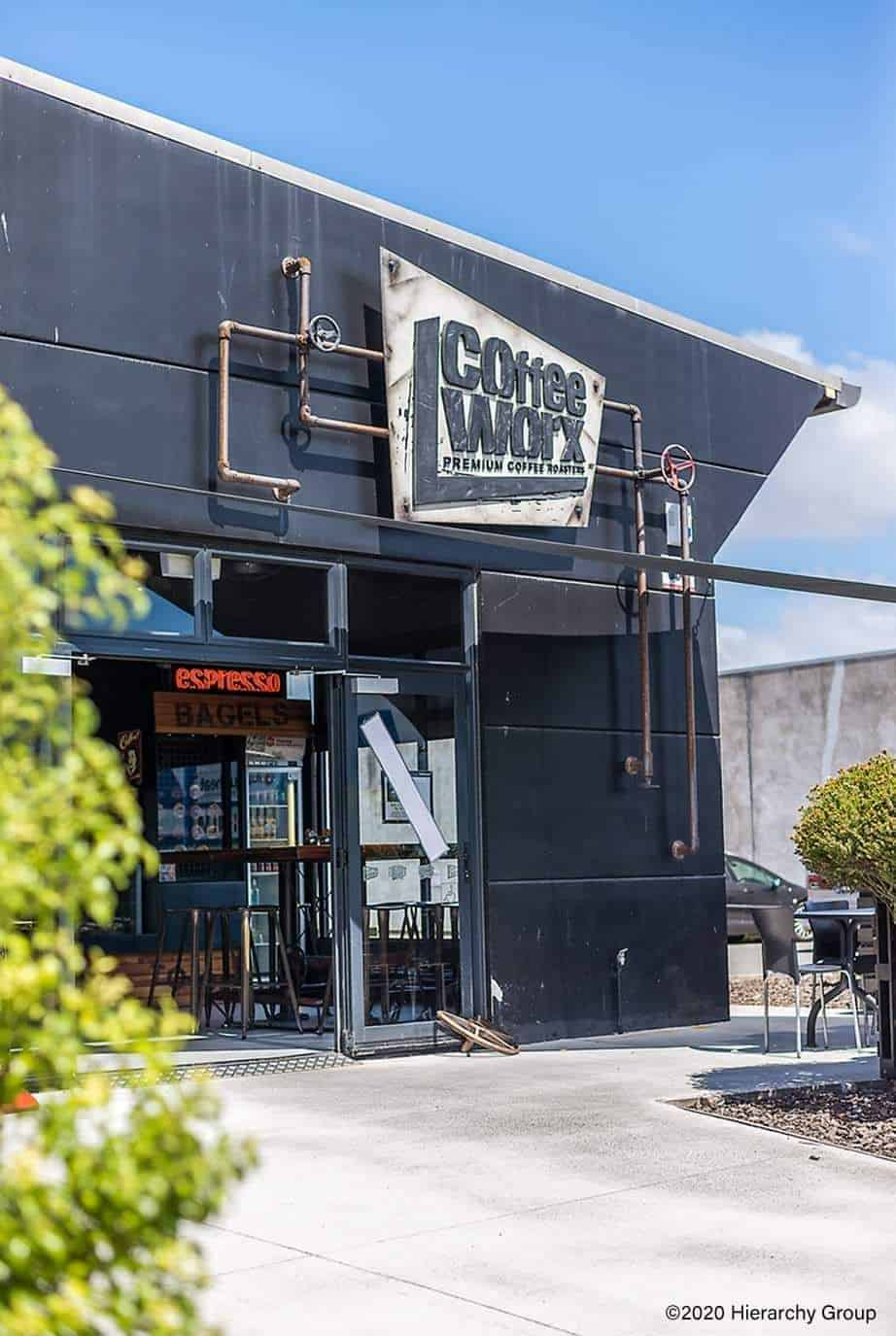 Coffee Worx Espresso Bar Christchurch
